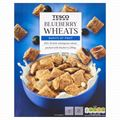 TESCO BLUEBERRY WHEATS